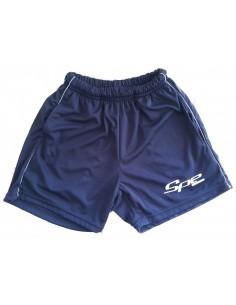 Short SPE azul para Niños