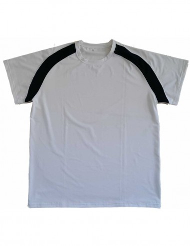 Remeras By Dry Fit Gr/Ne