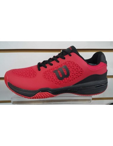 ZAPATILLAS WILSON MATCH MEN Rojo/Negro