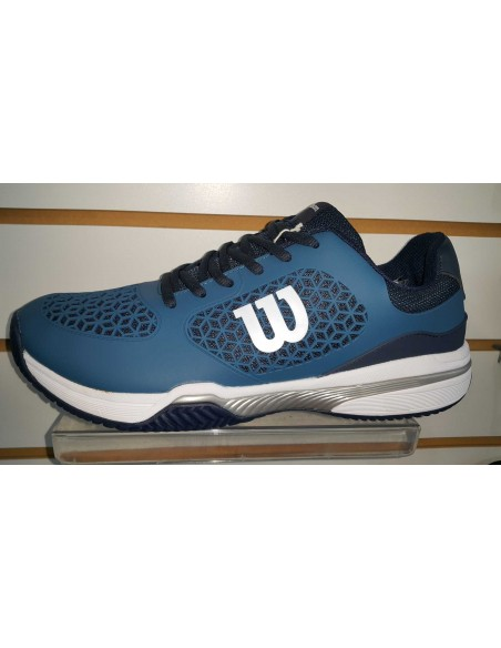 ZAPATILLAS WILSON MATCH MEN Azul/Negro