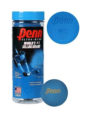 Pelotas Racquetball Penn INFLADAS x 3...